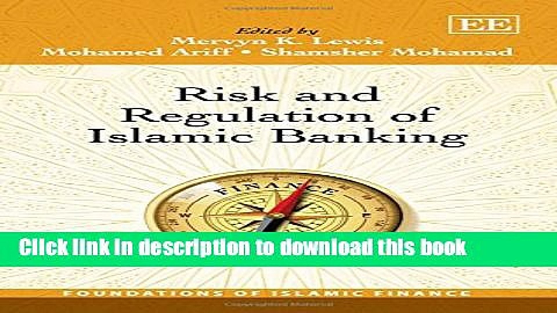 [Download] Risk and Regulation of Islamic Banking Kindle Online