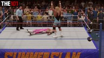 Classic Finishing Moves- WWE 2K16 Top 10 -
