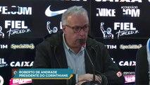 Presidente do Corinthians fala sobre declarações de Elias