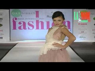 Designer Rudy Wolff collection displayed in India | La Mode Fashion Tube