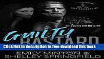 [Download] Guilty Bastard: Grim Bastards MC Kindle Online