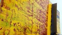 Gerhard Richter painting  VOST