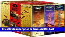 [Download] The Kane Chronicles Hardcover Boxed Set Paperback Collection