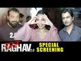 Raman Raghav 2.0 Special Screening | Nawazuddin Siddiqui | Anurag Kashyap