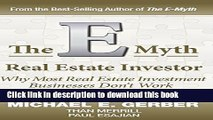 [Download] The E-Myth Real Estate Investor Kindle Free