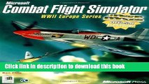 [PDF Kindle] Microsoft Combat Flight Simulator (EU-Inside Moves) Free Download