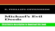 Download Michael s Evil Deeds E-Book Free