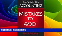 Must Have  Accounting | Top 20 Accounting Mistakes | Accounting Risks: Accounting Mistakes to