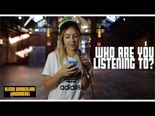 Alison Wonderland on Her Hip-Hop Influence & SpaceGhostPurrp [Interview]
