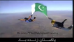 Pakistan Independence Day 2016 | Sky Diving | Flag Pakistan