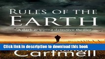 [Popular Books] Rules of the Earth: A dark disturbing detective thriller (Crane and Anderson)