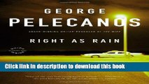 [PDF] Right As Rain: A Derek Strange Novel (Derek Strange Novels) Free Online