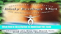 [PDF] The Body Ecology Diet: Recovering Your Health and Rebuilding Your Immunity Download Online