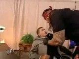WrestleKid Forum: Taker And Kane Set Regals Office On Fire