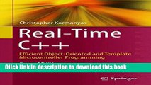 Read Real-Time C++: Efficient Object-Oriented and Template