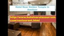 Hotel Near Golden Temple in Amritsar-hotelnarulasaurrum-Hotels Near Airport in Amritsar-Hotels Near Railway Station in Amritsar
