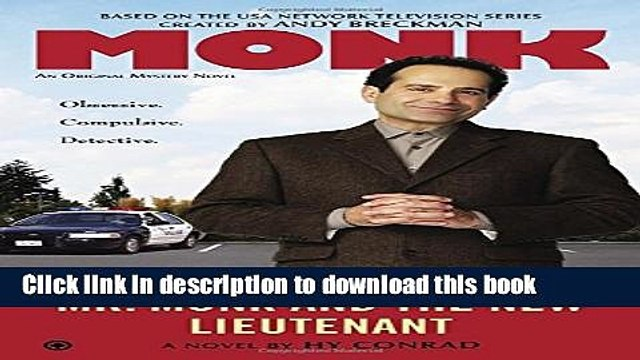 [PDF] Mr. Monk and the New Lieutenant Full Online