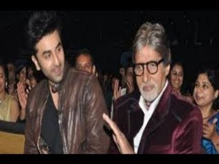 Ranbir Kapoor wants to become Amitabh Bachchan