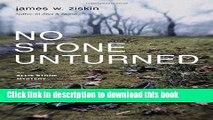 [Popular Books] No Stone Unturned: An Ellie Stone Mystery (Ellie Stone Mysteries) Free Online