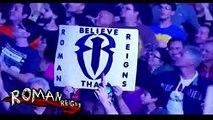 Brock Lesnar vs Roman Reigns vs Dean Ambrose Smackdown 2016