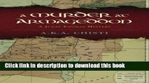 [PDF] A Murder at Armageddon: A Judas Thomas Mystery (The Judas Thomas Mysteries) (Volume 1) Free