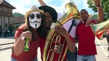 Serbie: début du plus grand festival de trompette au monde
