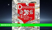 Online eBook Dragons and Magical Beasts: Extreme Coloring Book
