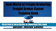 Cold Call Fear in Freight Brokering - video dailymotion