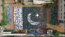 Dawood Public School Celebrated The 69th Independence Day of Pakistan