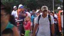 Miles de venezolanos cruzan a Colombia tras la reapertura de la frontera
