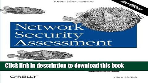 [Download] Network Security Assessment: Know Your Network Kindle Free