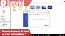 Comment redimensionner des images par lot avec Light Image Resizer