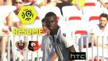 OGC Nice - Stade Rennais FC (1-0)  - Résumé - (OGCN-SRFC) / 2016-17