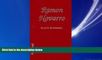 Pdf Online Ramon Novarro: A Biography of the Silent Film Idol, 18991968; With a Filmography
