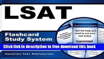 [Download] LSAT Flashcard Study System: LSAT Exam Practice Questions   Review for the Law School