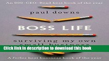 [Popular] Boss Life: Surviving My Own Small Business Hardcover Online