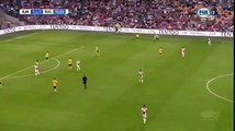 Kasper Dolberg 2nd Goal HD - Ajax 2-1 Roda 13.08.2016