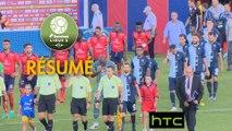 Gazélec FC Ajaccio - Havre AC (1-1)  - Résumé - (GFCA-HAC) / 2016-17