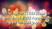 How To get Paid Apps FREE in iOS 8 with iPAWiND - video
