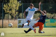 D1 féminine - Montpellier 2-4 OM : le but de Cindy Caputo (22e)