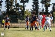 D1 féminine - Montpellier 2-4 OM : le but de Kelly Gadea (37e)