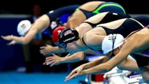 Katie Ledecky sets world record in 800-meter freestyle