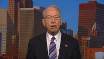 Chuck Grassley touts Senate Judiciary wins