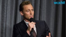 Actor Tom Hiddleston Talks About The Power Of Music