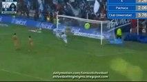 Jose David Ramirez Goal HD - Pachuca 1-0 Pumas UNAM Liga MX 14.08.2016 HD