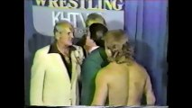 Midnight Express vs Rock and Roll Express (Mid South 1984)