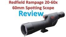 BARSKA Blackhawk 20-60×60mm Waterproof Angled Spotting Scope Review - Best Spotting Scopes.