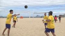 JO - Tous sports : Copacabana, plage de rêve et repère de sportifs