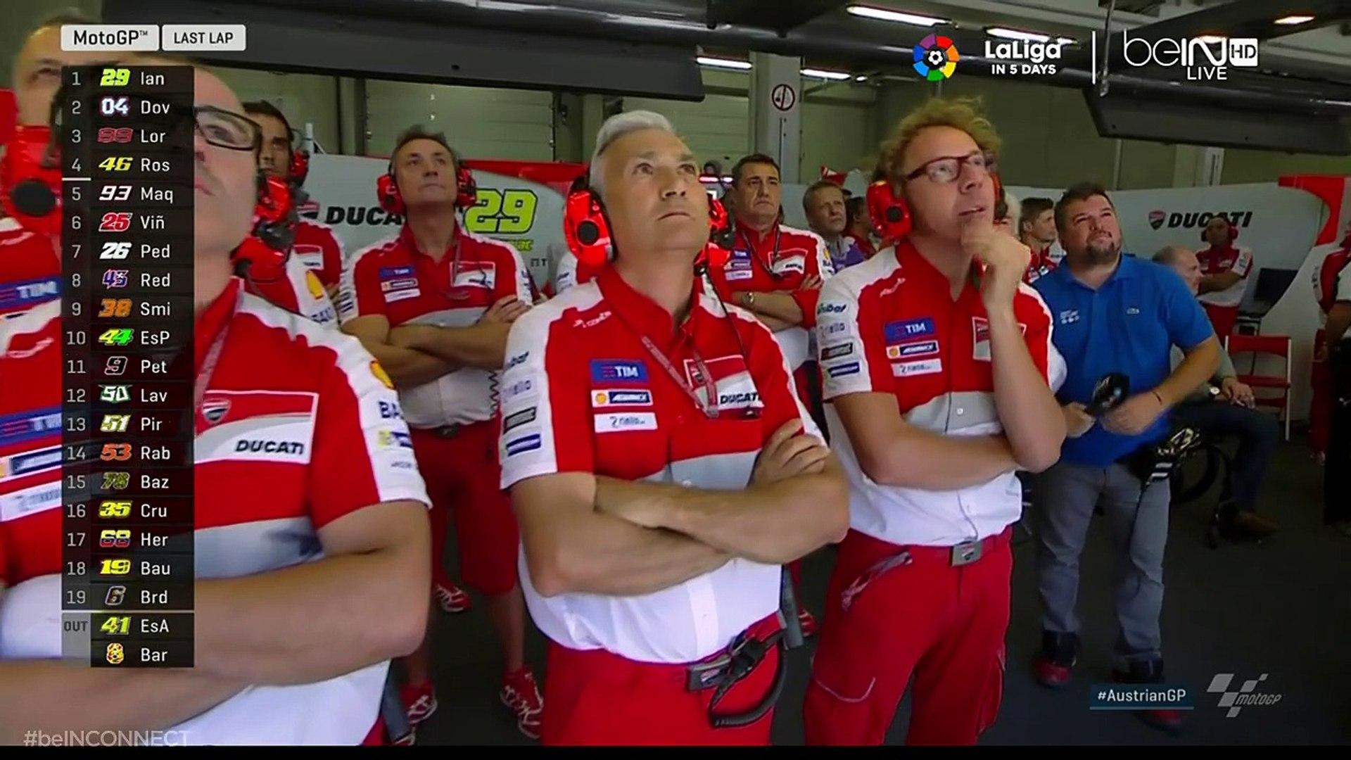 Austrian GP Final Lap