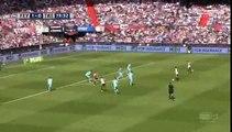 Nicolai Jorgensen Goal HD - Feyenoord 2-0 Twente 14.08.2016